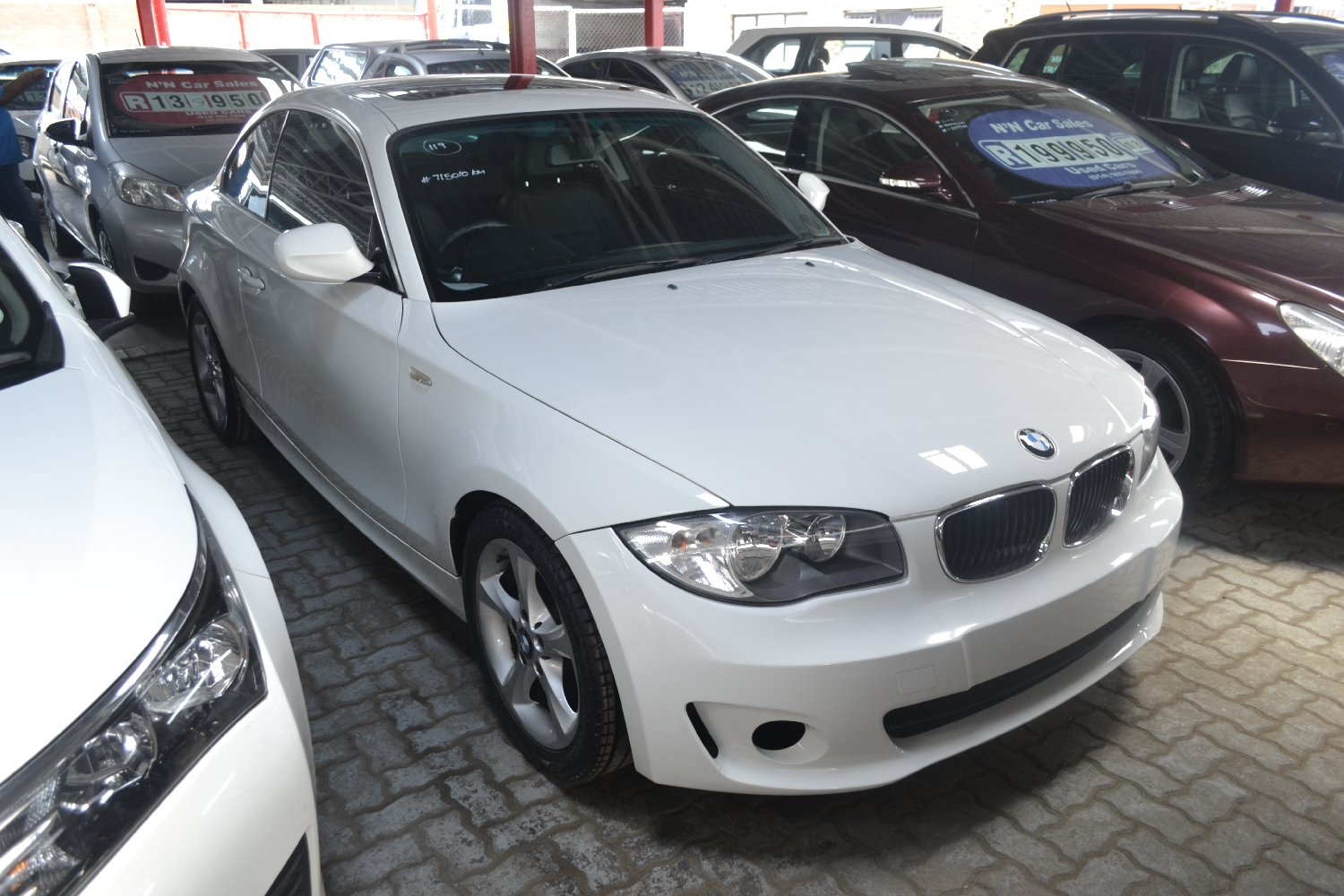 2010 BMW 125i Coupe