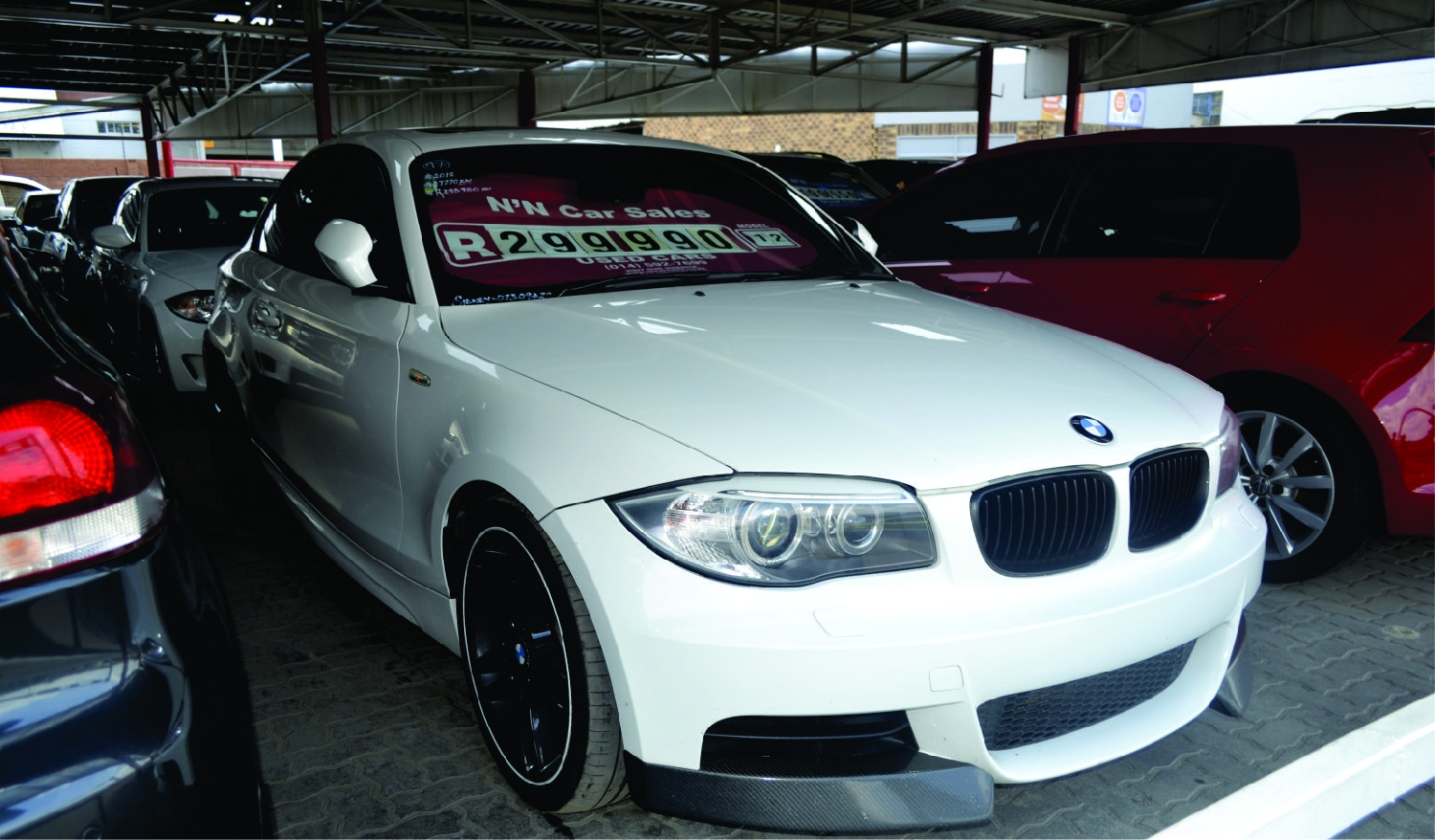 2012 BMW 135i Coupe A/T